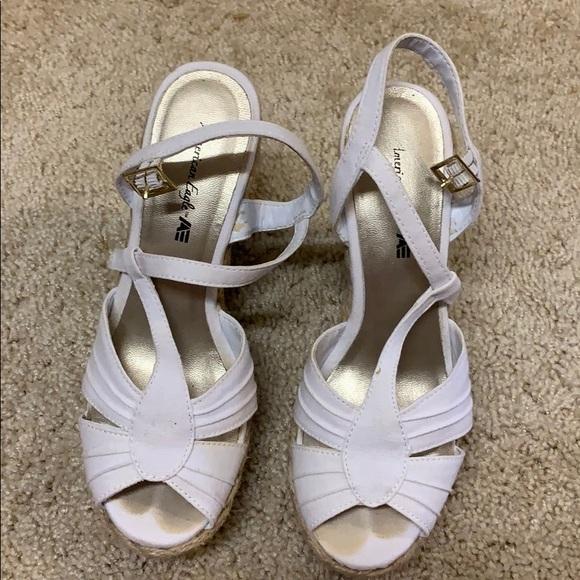 Strap Sandal Heels Wedges | Poshmark